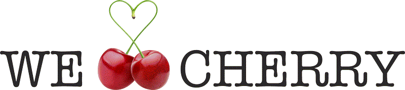 We Love Cherry Logo