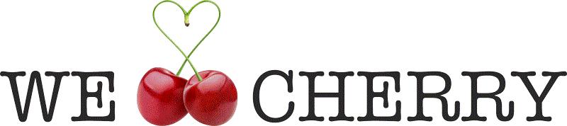 We Love Cherry Logo